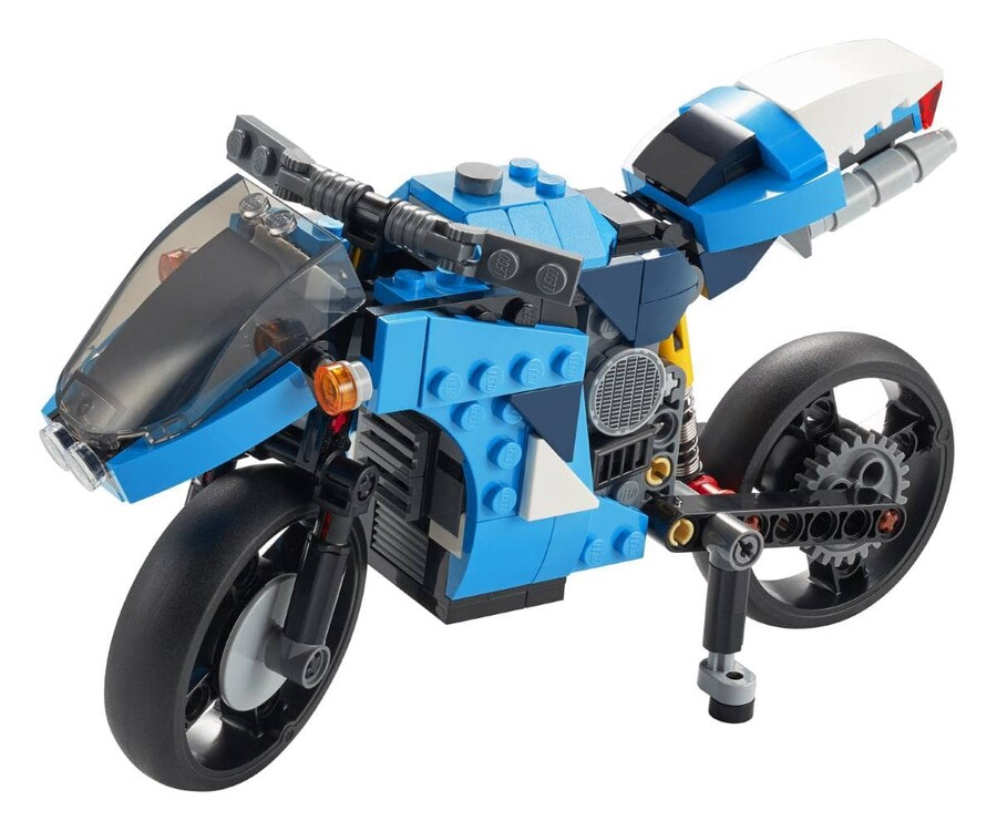 31114 LEGO Creator Süper Motosiklet