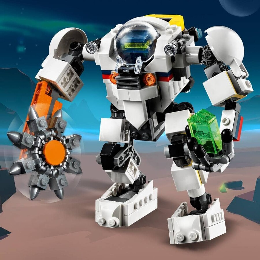 31115 LEGO Creator Uzay Maden Robotu