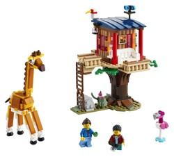 LEGO - 31116 LEGO Creator Safari Ağaç Evi