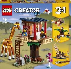 31116 LEGO Creator Safari Ağaç Evi - Thumbnail
