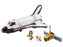 LEGO - 31117 LEGO Creator Uzay Mekiği Macerası
