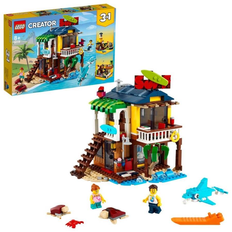 31118 LEGO Creator Sörfçü Plaj Evi