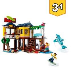 31118 LEGO Creator Sörfçü Plaj Evi - Thumbnail