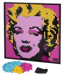 LEGO - 31197 LEGO ART Andy Warhol'un Marilyn Monroe Tablosu