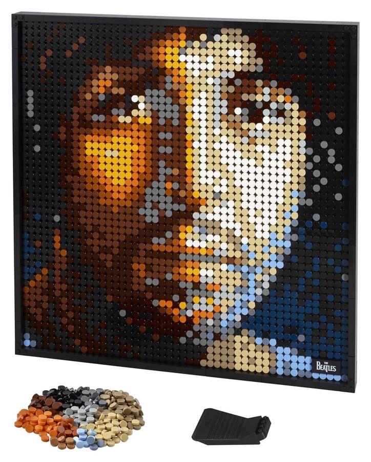 31198 LEGO ART The Beatles