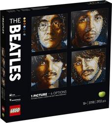 31198 LEGO ART The Beatles - Thumbnail