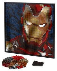 LEGO - 31199 LEGO ART Marvel Stüdyoları Iron Man