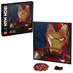 31199 LEGO ART Marvel Stüdyoları Iron Man - Thumbnail