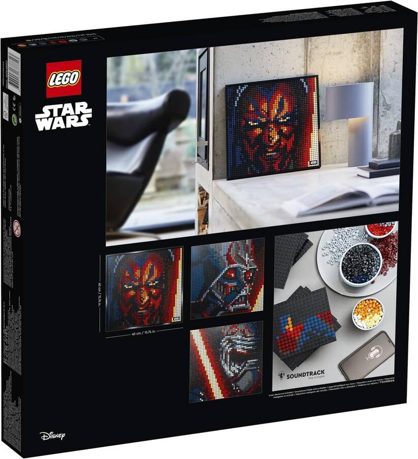 31200 LEGO ART Star Wars™ Sith™