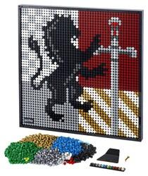 LEGO - 31201 LEGO ART Harry Potter™ Hogwarts™ Crests