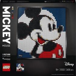 31202 LEGO ART Disney's Mickey Mouse - Thumbnail