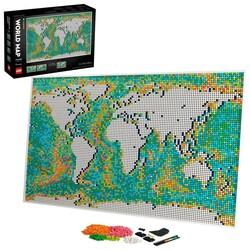 LEGO - 31203 LEGO Art Dünya Haritası