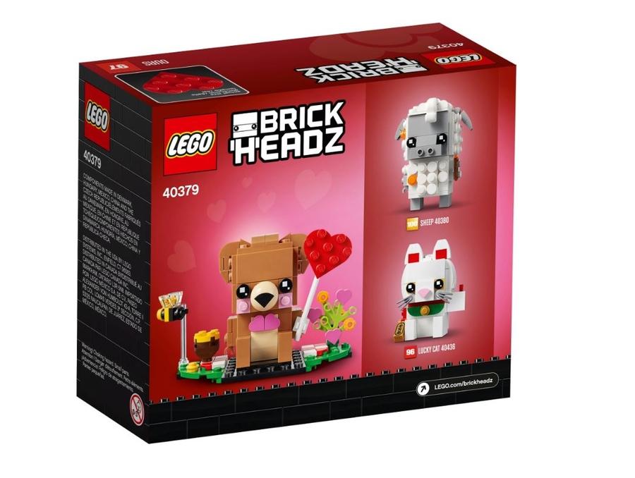 40379 Valentine's Bear