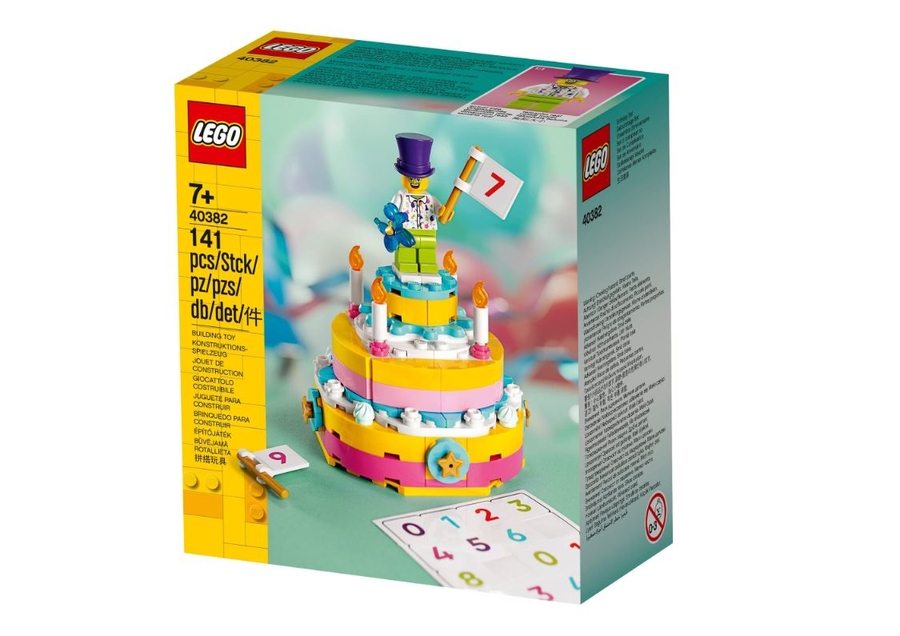40382 LEGO® Birthday Set