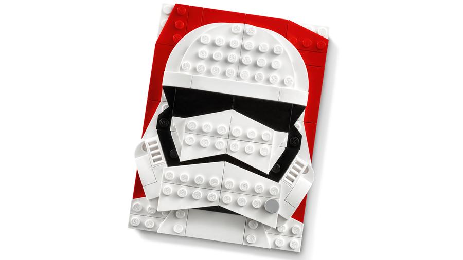 40391 LEGO Star Wars İlk Düzen Stormtrooper™'ı