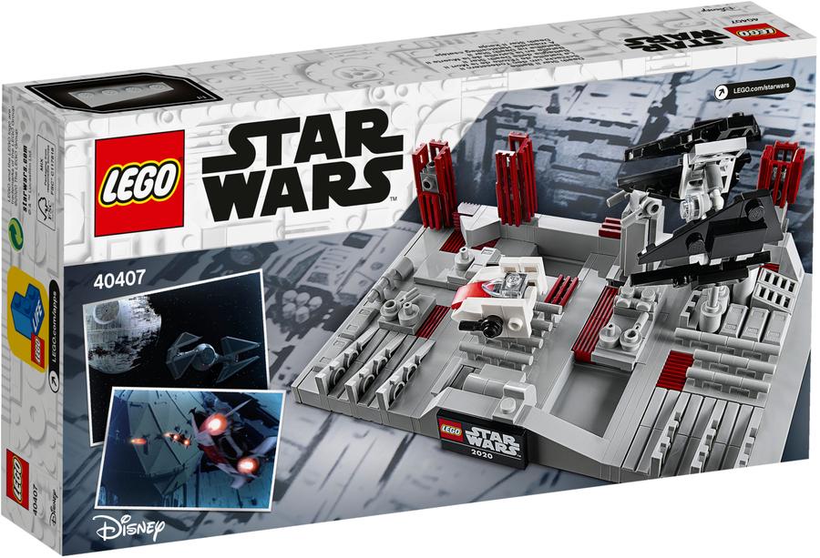40407 Death Star II Battle