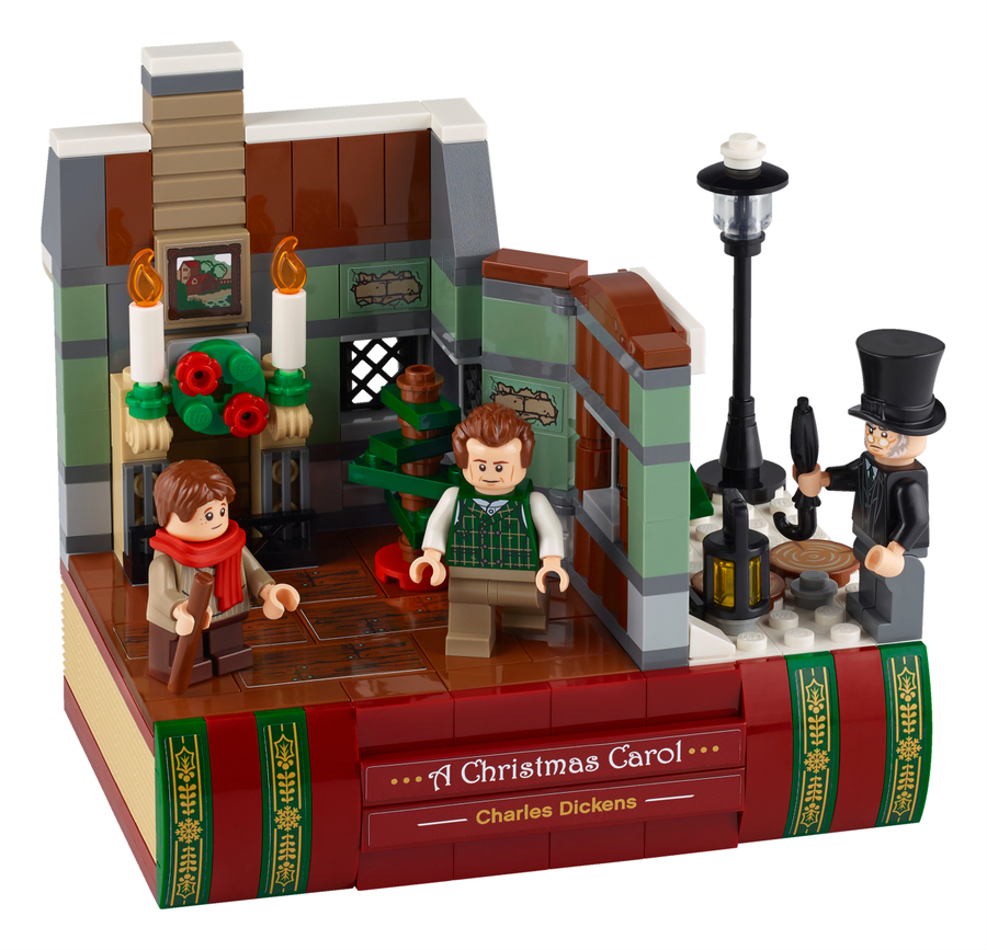 40410 Charles Dickens Tribute