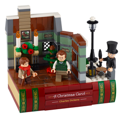 LEGO - 40410 Charles Dickens Tribute