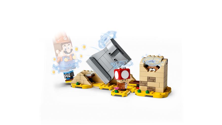 40414 Monty Mole & Super Mushroom