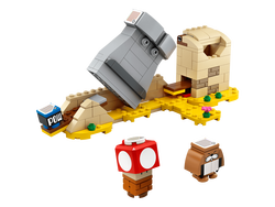 LEGO - 40414 Monty Mole & Super Mushroom