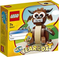 40417 LEGO Iconic Öküz Yılı - Thumbnail
