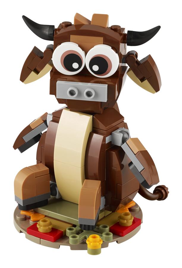 40417 LEGO Iconic Öküz Yılı