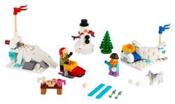 LEGO - 40424 Kartopu Savaşı