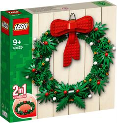 40426 LEGO Iconic 2'si 1 Arada Yılbaşı Çelengi - Thumbnail