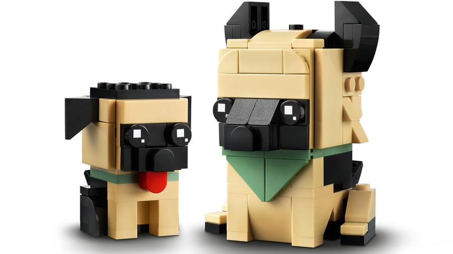 40440 LEGO BrickHeadz Alman Kurdu