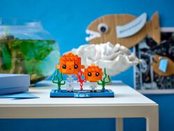 40442 LEGO BrickHeadz Japon Balığı - Thumbnail