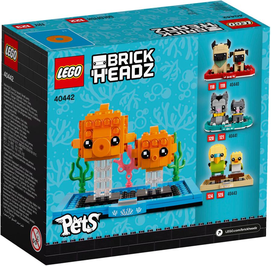 40442 LEGO BrickHeadz Japon Balığı
