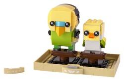 40443 LEGO BrickHeadz Muhabbet Kuşu - Thumbnail