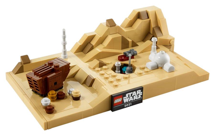 40451 LEGO Star Wars Tatooine™ Yuvası