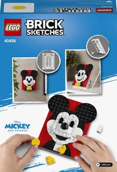 40456 LEGO Mickey Mouse Mickey Fare - Thumbnail