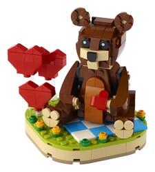 LEGO - 40462 LEGO Iconic Sevgililer Günü Ayıcığı