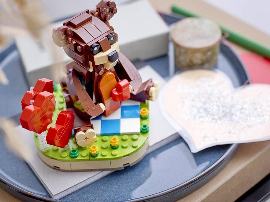 40462 LEGO Iconic Sevgililer Günü Ayıcığı