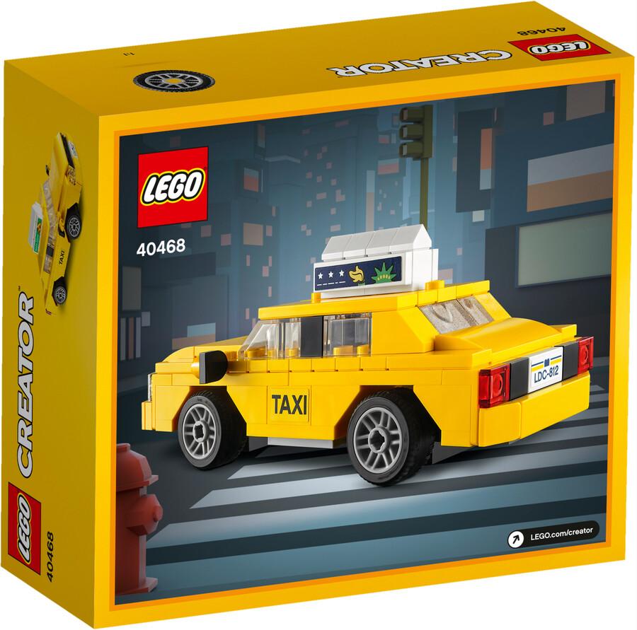 40468 LEGO Creator Sarı Taksi