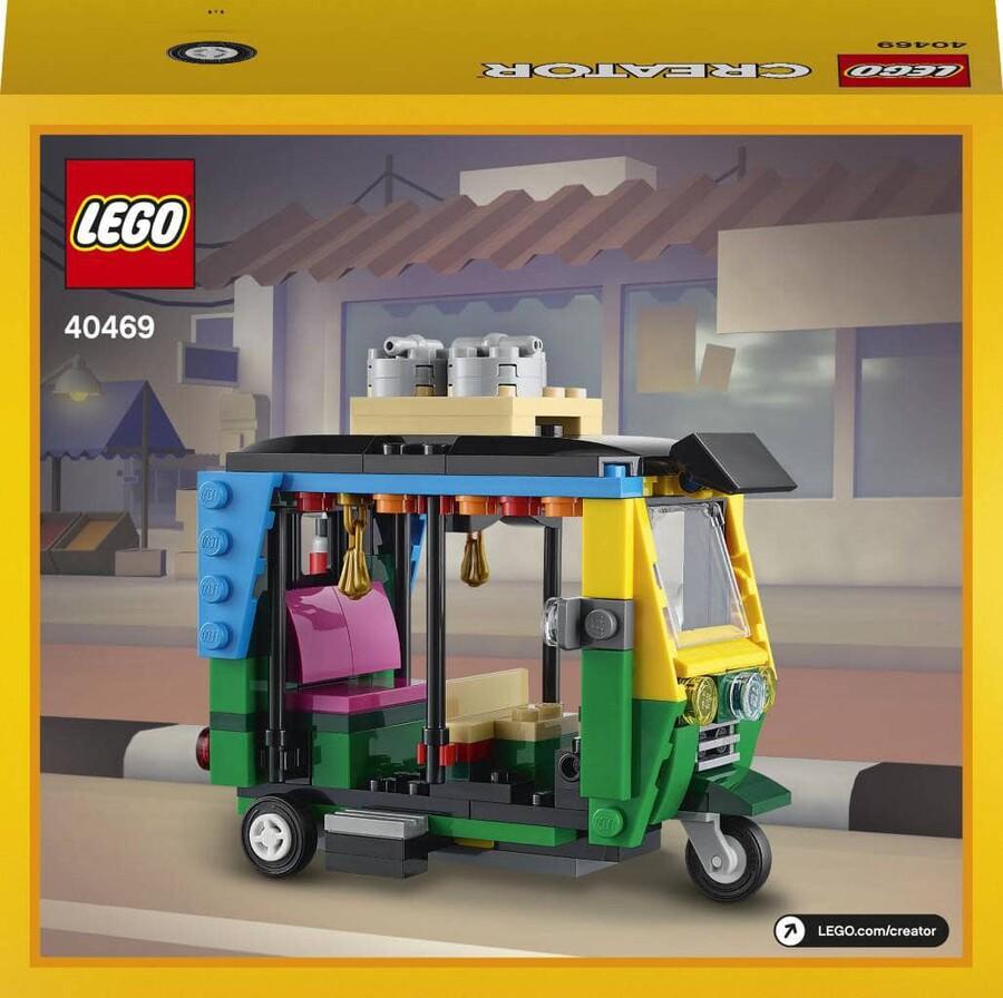 40469 LEGO Creator Triportör