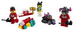 LEGO - 40472 LEGO Monkie Kid Monkie Kid'in Uzaktan Kumandalı Yarışı