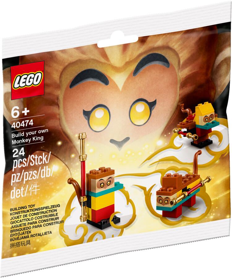 40474 LEGO Iconic Kendi Monkey King'ini Yap