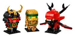 LEGO - 40490 LEGO NINJAGO NINJAGO 10