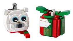LEGO - 40494 LEGO Iconic Kutup Ayısı ve Hediye Paketi