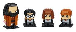 LEGO - 40495 LEGO Harry Potter Harry, Hermione, Ron ve Hagrid™