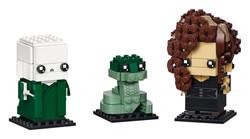 LEGO - 40496 LEGO Harry Potter Voldemort™, Nagini ve Bellatrix