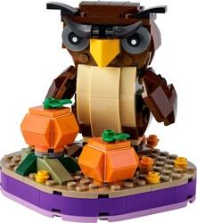 LEGO - 40497 LEGO Iconic Cadılar Bayramı Baykuşu