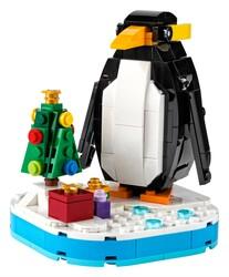 LEGO - 40498 LEGO Iconic Yılbaşı Pengueni