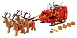 LEGO - 40499 LEGO Iconic Noel Babanın Kızağı