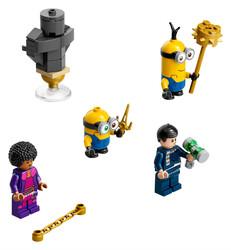 LEGO - 40511 LEGO Minions Minyonlar Kung Fu Eğitimi