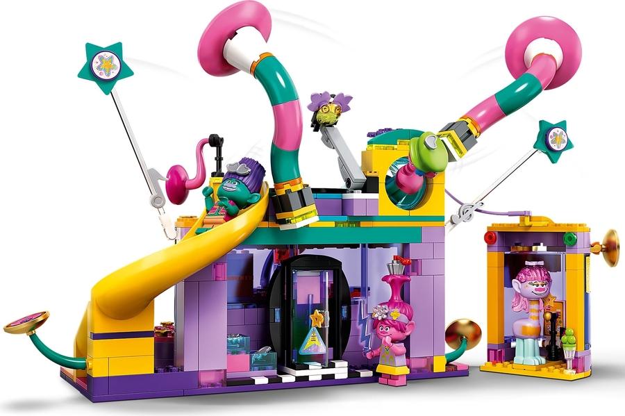 41258 LEGO Trolls Vibe City Konseri