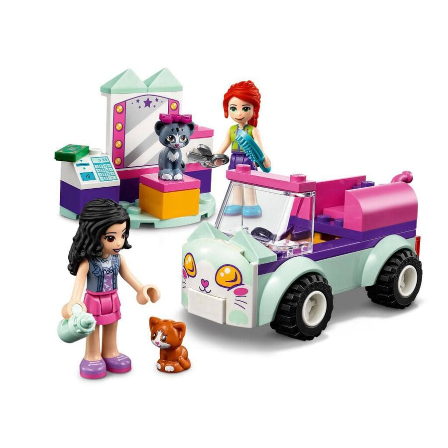 41439 LEGO Friends Kedi Kuaförü Arabası